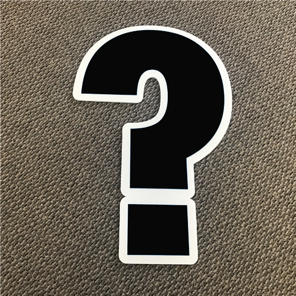 symbol-question-mark-black-and-white-yard-greeting-card-sign-happy-birthday-over-the-hill-plastic