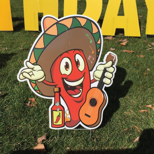 hot_peppers_red_yard_greetings_lawn_signs_cards_happy_birthday_hoppy_over_hill