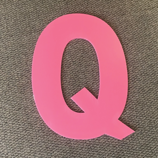 letter-q-pink-yard-greetings-cards-lawn-signs-happy-birthday-over-hill