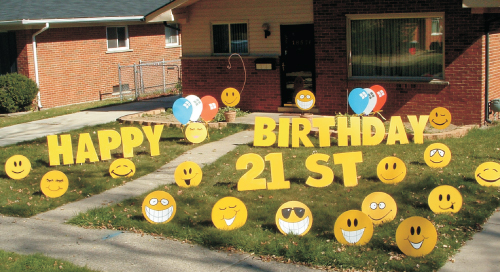 smiley_faces_emoji_Yard_Greetings_Cards_Lawn_Signs_Happy_Birthday_Over_the_hill