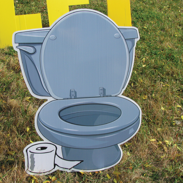 toilet_dark_gray_down_yard_greetings_lawn_signs_cards_happy_birthday_hoppy_over_hill