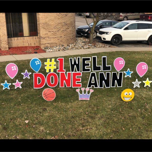 elite-bundle-well-done-ann-yard-greetings-cards-lawn-signs-happy-birthday