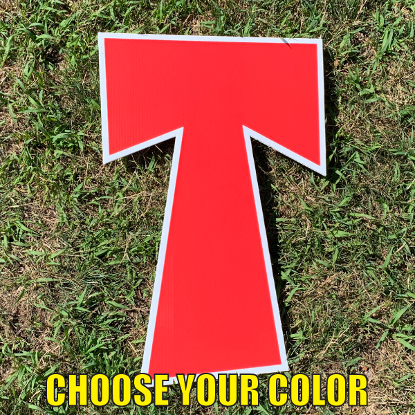 choose letter t yard greetings cards corrugated plastic coroplast happy birthday lawn